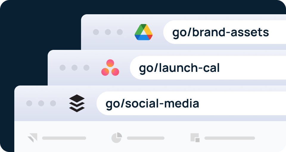 Go link examples, Bitly alternative
