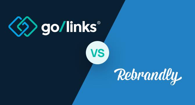 GoLinks vs Rebrandly header image